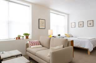 Studio Apartment Furniture studio apartments that make the most of their space