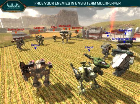 mod game walking war robots walking war robots image mod db
