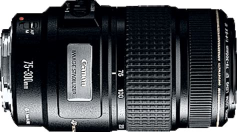 canon ef 75 300mm f/4.0 5.6 is usm: digital photography review