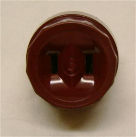 vintage bakelite christmas lights flasher plug winker blinker