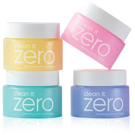 Banila Co Clean It Zero Ori buy banila co clean it zero hush sg singapore s k store now ships to malaysia