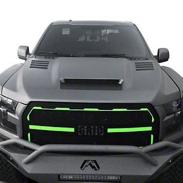 rk sport ram air hood for 2015 2017 ford f 150   mpt