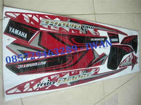 Striping Variasi Mio Z striping variasi dan model thailand yamaha mio sporty