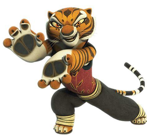 Kaos 3d Kungfu Panda White tigress from kung fu panda legends of awesomeness