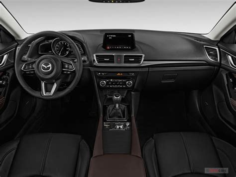 Mazda 3 Interior by 2017 Mazda Mazda3 Interior U S News World Report