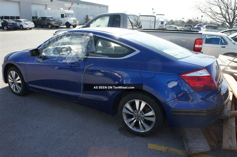 Honda Accord 2010 Two Door by 2010 Honda Accord Lx S Coupe 2 Door 2 4l