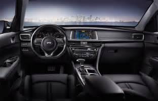 Kia Optima Inside 2016 Kia Optima Model Overview Carriage Kia