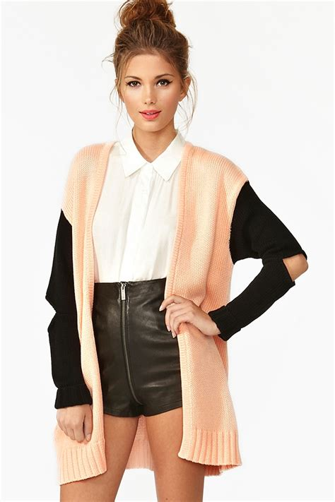 4 Style Cardi two tone cardi ave styles personal faves