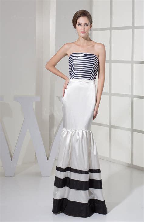 cream sexy sleeveless zip  silk  satin floor length plainness prom dresses uwdresscom