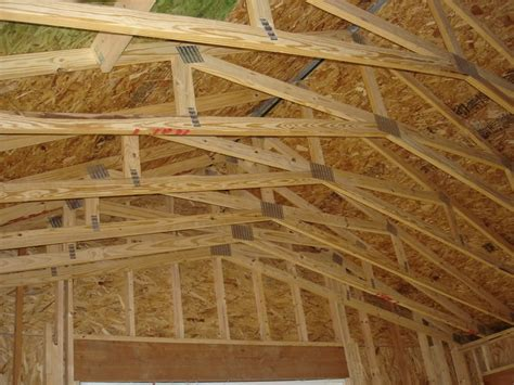 Convert To Vaulted Ceiling by Vaulted Ceiling Trusses Modern Ceiling Design