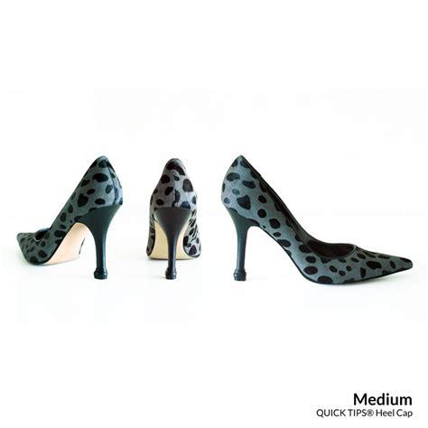 high heel caps gogo heel lookbook tips 174 heel cap on black high