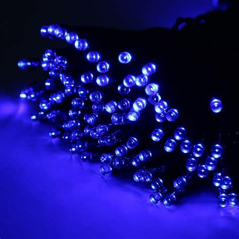 beleuchtung kette solar lichterkette 100 500 led dekodraht au 223 en innen kette