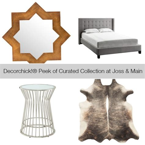 home decor websites like joss and main my curator event at joss main ends tomorrow lots of