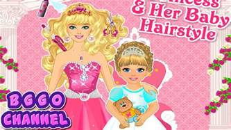 haircut games for baby princess and baby hairstyle barbie haircut games for