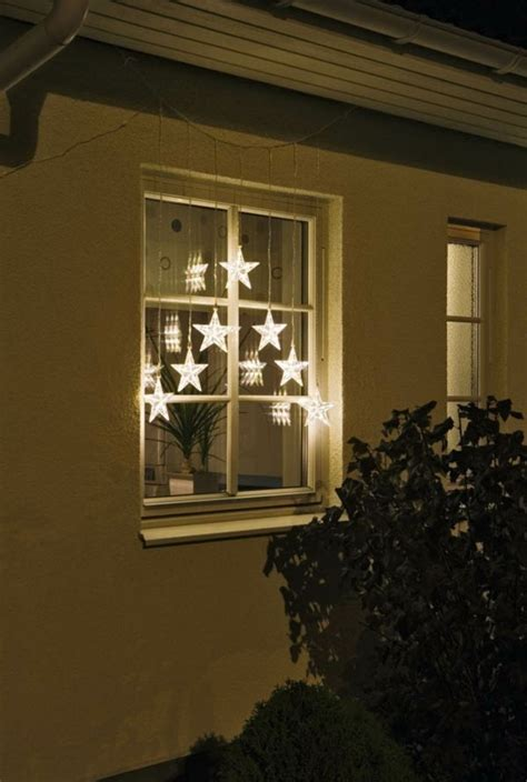 Dekorierte Fenster Weihnachten by Fensterdeko Zu Weihnachten 104 Neue Ideen
