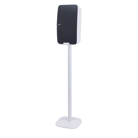 Sonos Play 5 Floor Stand by Vebos Floor Stand Sonos Play 5 White The Floor Stand For