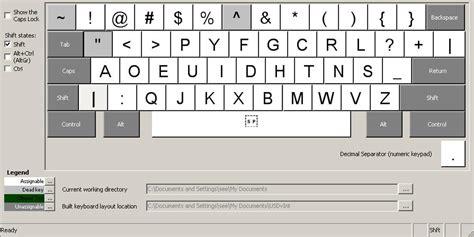 layout keyboard us international alternate keyboards for windows