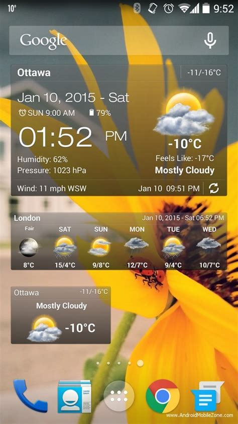 ad free apk weather widget ad free apk v3 9 1 5 paid android application amzmodapk
