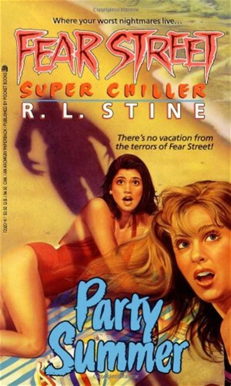Fear The Evil Moon By Rl Stine summer 1 fear chillers by r l stine
