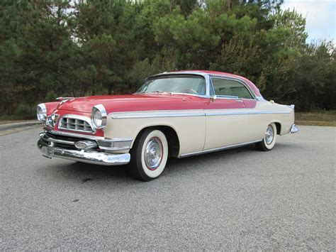 chrysler 2 door coupe 1955 chrysler st regis 2 door coupe 170258
