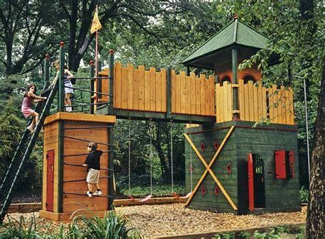 awesome backyard playgrounds 25 best ideas about backyard playground on pinterest