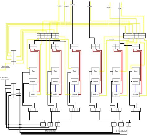 msd ballast wiring diagram with capacitor ready to run