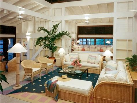 island themed home decor decorating with a caribbean influence