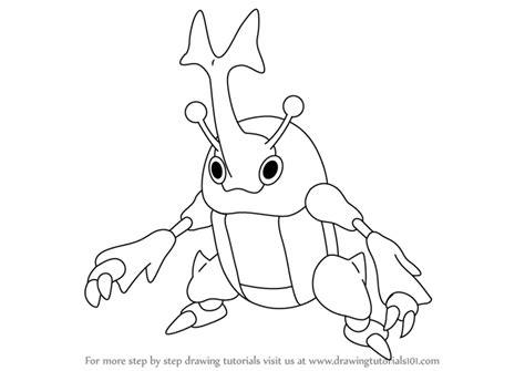 pokemon coloring pages heracross 85 pokemon coloring pages heracross helioptile