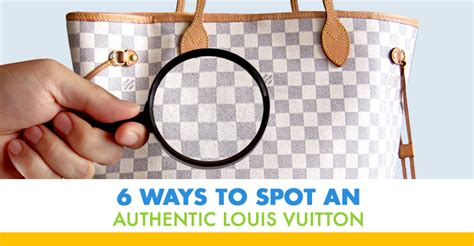 10 Ways To Spot A Designer Bag by 6 Ways To Spot An Authentic Louis Vuitton With Photos