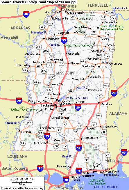 map of usa mississippi map of mississippi america maps map pictures