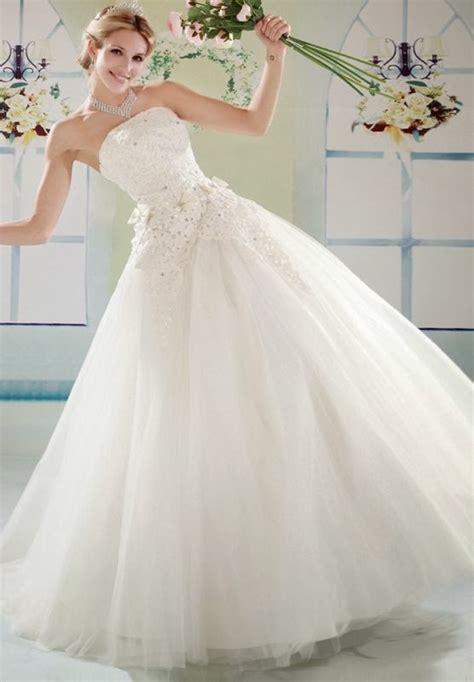 Link Camp: Cinderella Ball Gown Wedding Dress Collection 2014 (35)