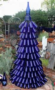 Chandelier Made Of Wine Glasses 10 Unique Wine Bottle Christmas Tree Designs Guide Patterns