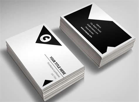 architecture business card vanprint digital printing architectural firm business card