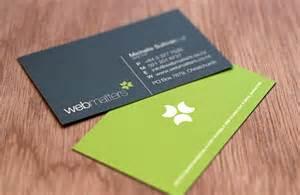 modern visiting card design studio design gallery