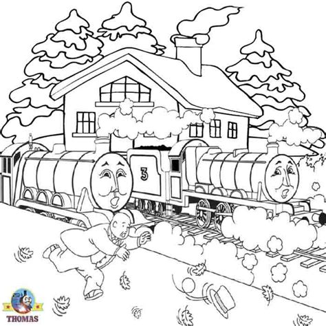 large coloring pages of thomas the train february 2011 train thomas the tank engine friends free