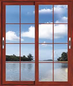 Wood Awning Windows Aluminum Sliding Window Casement Window Upvc Window In China