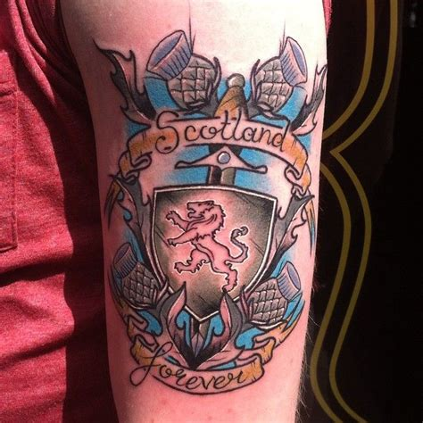 scottish themed tattoo designs best 25 scottish tattoos ideas on