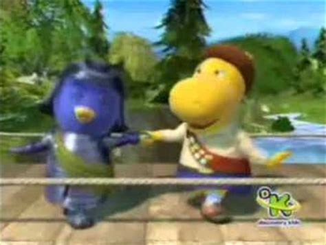 Backyardigans Hold On Tight Lyrics Hold My The Backyardigans Wiki