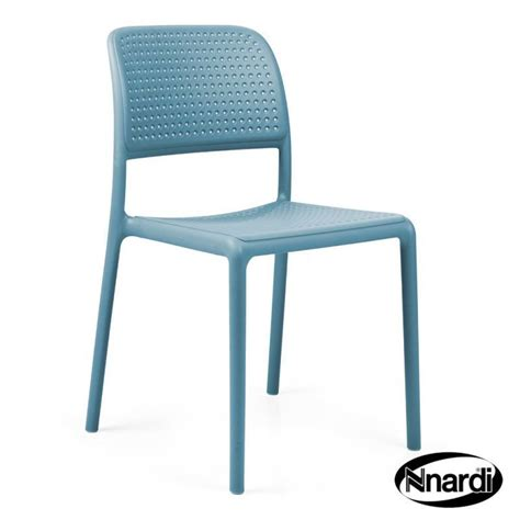 Single Bistro Chair Nnardi Garden Bistro Chair Blue Supplied As A Single Buy At Qd Stores