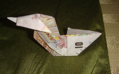 Ten Pound Note Origami - origami 10 pound note 28 images ten pound note origami