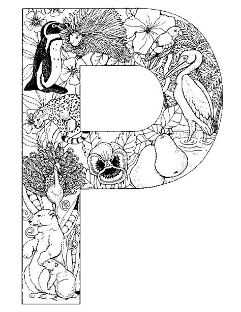 coloring pages animals alphabet free coloring pages of mandala lettre a