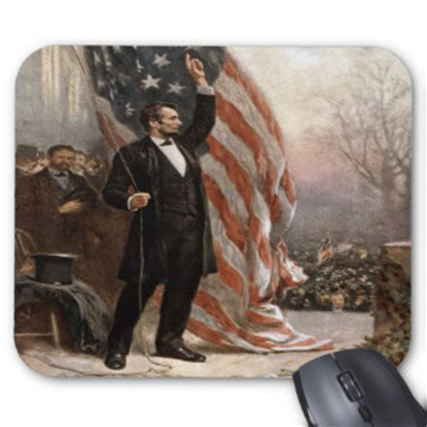 abe lincoln speech abraham lincoln mouse pads and abraham lincoln mousepad