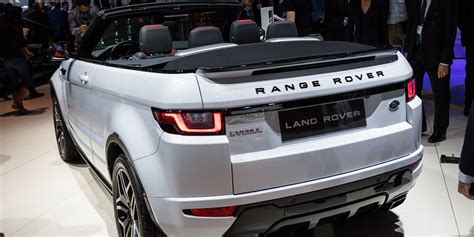 land rover convertible 4 2017 range rover evoque convertible review caradvice