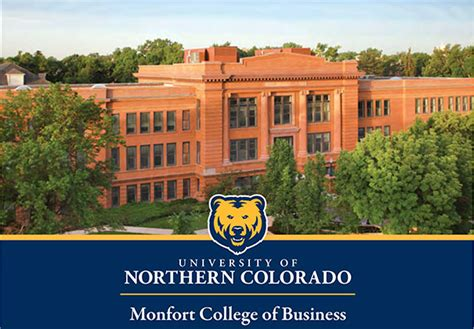 Monfort College Of Business Mba by Monfort College Of Business At The Of Northern