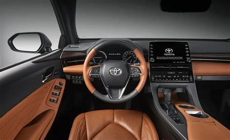 2019 toyota avalon hybrid preview look 2019 toyota avalon ny daily news