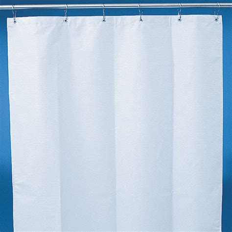 8 foot shower curtain heavy duty institutional shower curtain 8 ft l x 3 ft w