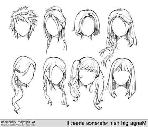 Anime Hairstyles by Hairstyles Anime For Wish Hair Style 2018