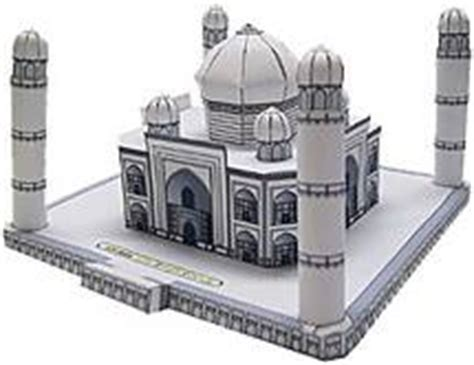 Canon 3d Papercraft - islamic paper craft