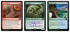 magic card template image gallery magic land cards