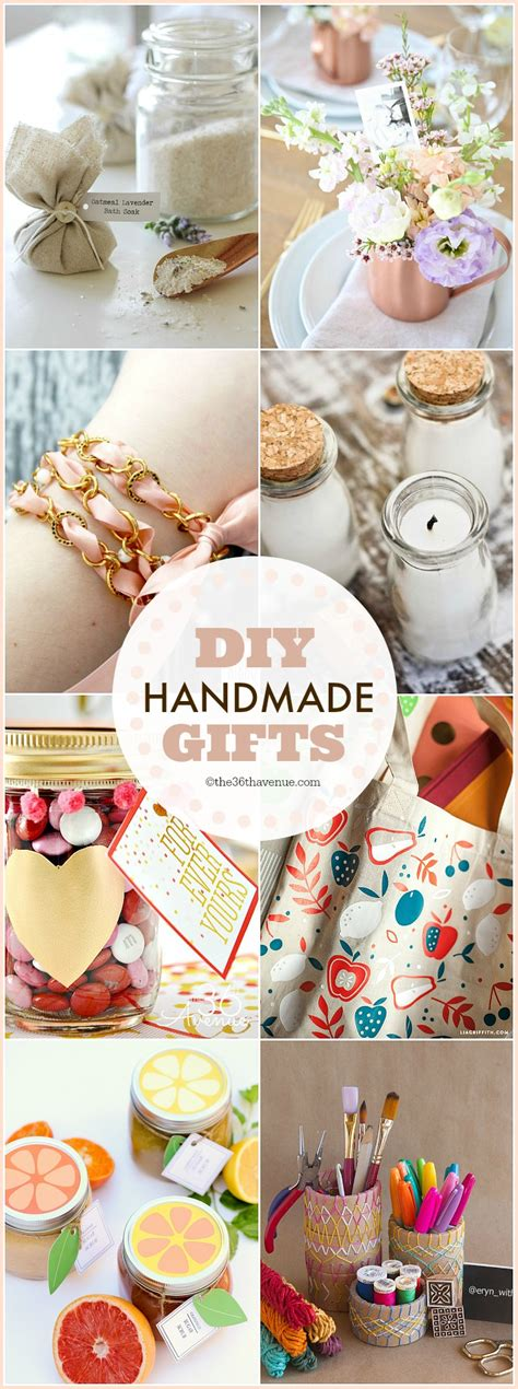 Diy Handmade Gifts - diy handmade gifts the 36th avenue